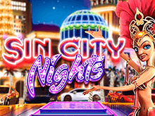 Автомат Sin City Nights в казино Вулкан Делюкс